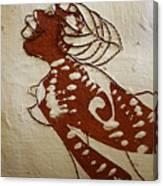 Nude 6 - Tile Canvas Print