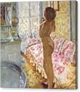 nude against the light 1908 Pierre Bonnard Canvas Print