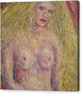 Nude Fantasy Canvas Print