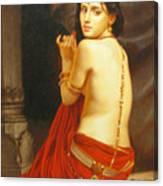 Lady love nude