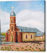 Nuestra Senora De Refugio Canvas Print