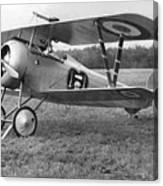 Nungesser's Nieuport 17 Canvas Print