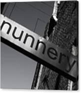 Nunnery 1 Canvas Print
