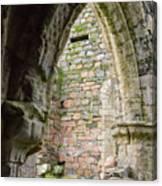 Nunnery Arch Canvas Print