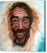 Nunu Canvas Print