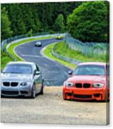 Nurburgring Race Track Canvas Print