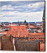 Nuremberg Altstadt Canvas Print