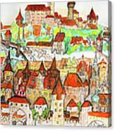 Nuremberg Germany Canvas Print
