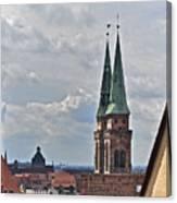Nuremberg Nbrg075 Canvas Print