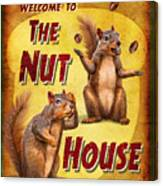 Nuthouse Canvas Print