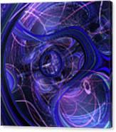 Nutron F-x 2 Canvas Print