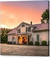Nuttall General Store Canvas Print