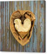 Nutty Love Affair Canvas Print