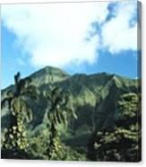 Nuuanu Pali Canvas Print