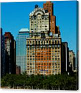 Nyc 1044 Canvas Print