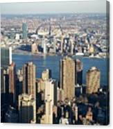 Nyc 6 Canvas Print