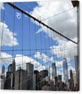 Nyc Catch Me If You Can Canvas Print