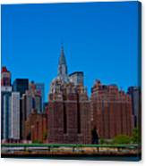 Nyc Chrysler Building  Canvas Print