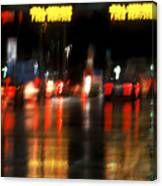 Nyc Toll Booth Canvas Print