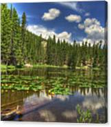 Nymph Lake 2 Canvas Print
