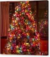 O Christmast Tree Canvas Print