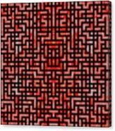 Oa-1978 Canvas Print