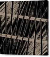 Oa-1986 Canvas Print
