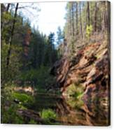 Oak Creek Canvas Print