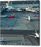 Oakland International Airport Canvas Print