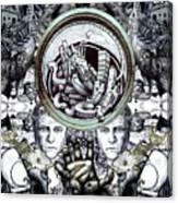 Obsessive Compulsion Canvas Print
