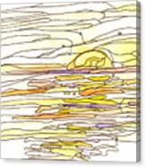 Ocean 12 Canvas Print