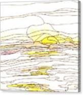Ocean 13 Canvas Print
