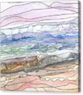 Ocean 29 Canvas Print