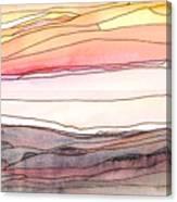 Ocean 8 Canvas Print