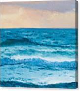 Ocean Art 1 Canvas Print