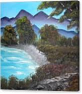 Ocean Breezes Canvas Print
