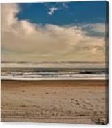 Ocean Clouds Canvas Print