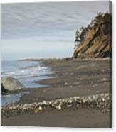 Ocean Front View Canvas Print