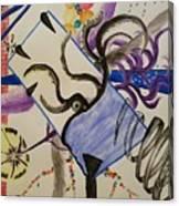 Ocean Gazer Canvas Print
