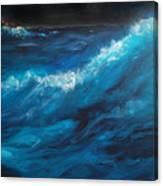 Ocean II Canvas Print