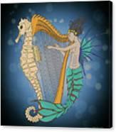 Ocean Lullaby3 Canvas Print