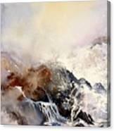 Ocean Rage Canvas Print