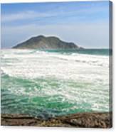 Ocean Relax Canvas Print