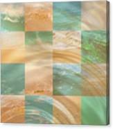 Ocean Ripples Canvas Print