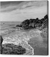 Ocean Rush Canvas Print