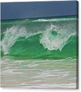 Ocean Wave 2 Canvas Print