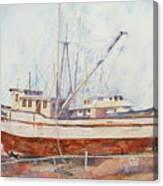 Oceansport Canvas Print