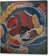 October 31 2009 Canvas Print