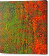October Rust Canvas Print