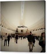 Oculus Made In New York  Canvas Print